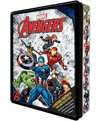 Marvel Avengers - Collector's Tin
