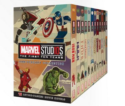 Marvel Studios - The First Ten Years Anniversary Collection