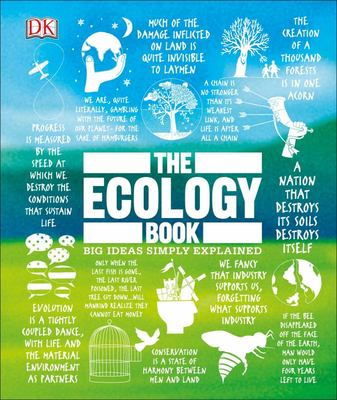 The Ecology Book - Big Ideas Simply Explained