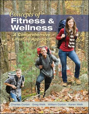 Concepts of Fitness and Wellness - A Comprehensive Lifestyle Approach