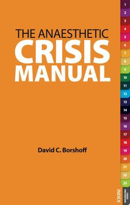 The Anaesthetic Crisis Manual