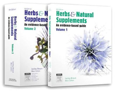 Braun - Herbs and Natural Supplements - An Evidence-Based Guide