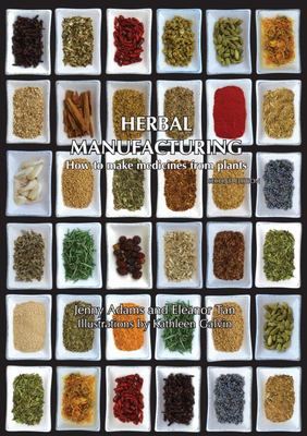 Herbal Manufacturing - How to Make Medicines from Plants