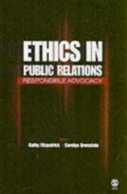 Ethics in Public Relations - Responsible Advocacy