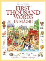 First Thousand Words in Maori