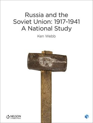 Russia and the Soviet Union - 1917-1941 a National Study