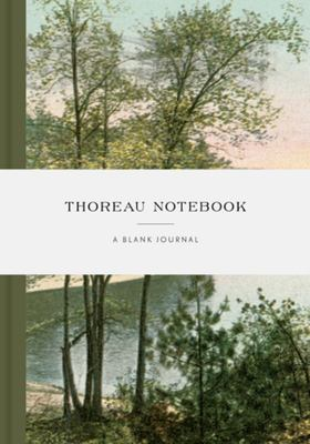 Thoreau Notebook - Inspired by His Life and Writings