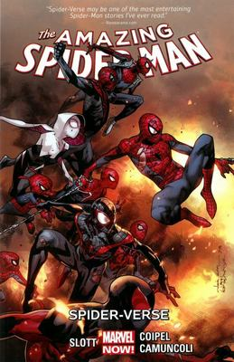 Amazing Spider-Man Volume 3 - Spider-Verse