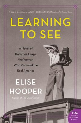 Learning to See - A Novel