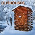 Outhouses 2019 Square Wall Calendar