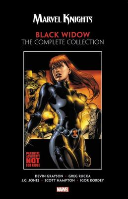 Black Widow by Grayson & Rucka: the Complete Collection