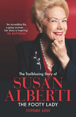 The Trailblazing Story of Susan Alberti: The Footy Lady