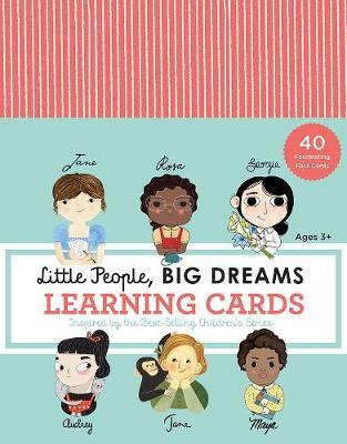 Learning Cards (Little People, Big Dreams)