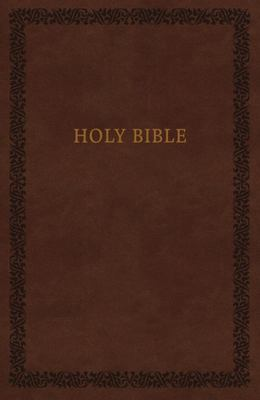 NIV Bible Brown Soft Touch Edition
