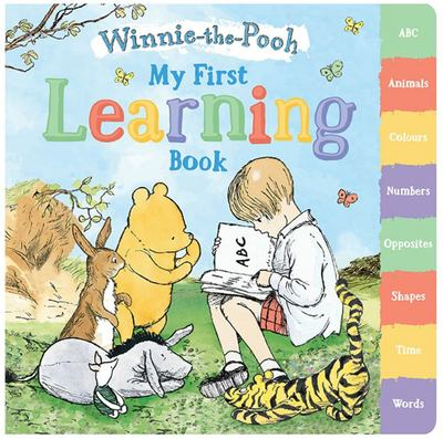 Winnie-the-Pooh: My First Learning Book