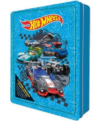 Hot Wheels Collectors tin