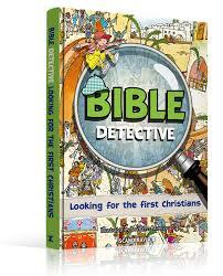 Bible Detective Looking for the First Christmas