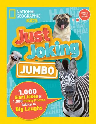 Jumbo - 1,000 Giant Jokes and 1,000 Funny Photos Add up to Big Laughs