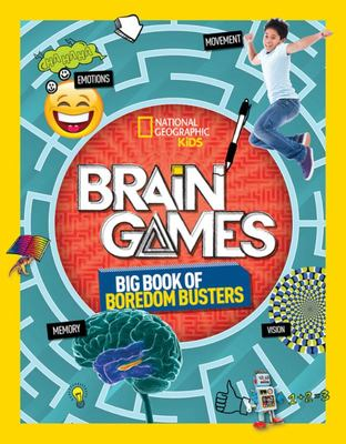 Brain Games - Big Book of Boredom Busters