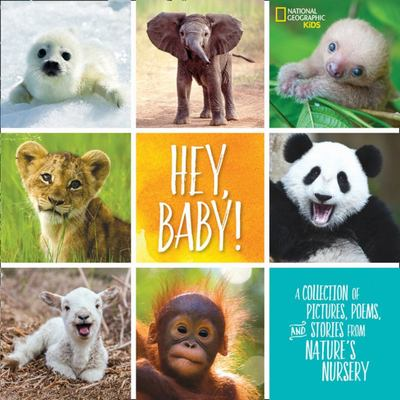 Hey, Baby! - A Collection of Pictures, Poems, and Stories from Nature's Nursery