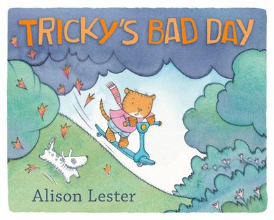 Tricky's Bad Day (HB) Winner CBCA Early Childhood 2019