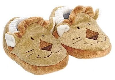 Diinglisaur Lion Slippers