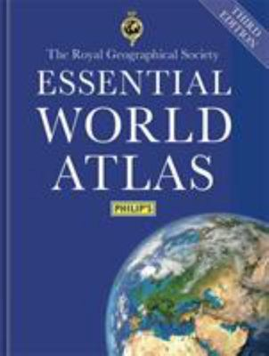 The Royal Geographical Society - Essential World Atlas