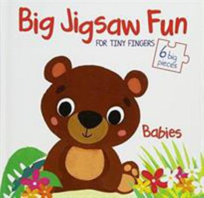 Big Jigsaw Fun - Babies