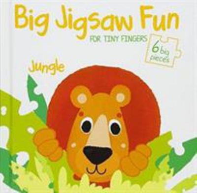 My Very First Puzzle Book Jungle BB