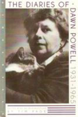 The Diaries of Dawn Powell - 1931-1965