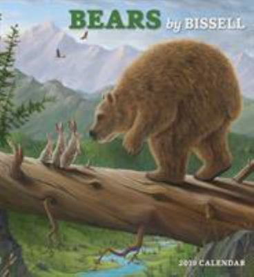 Bears by Bissell 2019 Calendar