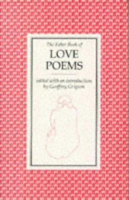 The Faber Book of Love Poems