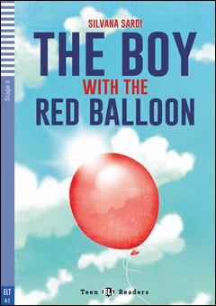 THE BOY WITH THE RED BALLOON + Audio CD