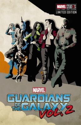 Guardians of the Galaxy Vol 2 (Marvel Movie Novel)