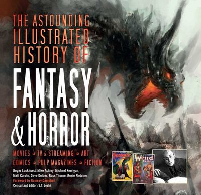 The Astounding Illustrated History of Horror and Fantasy