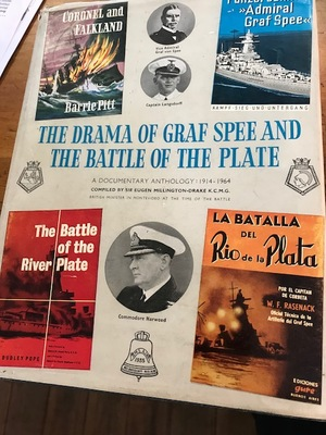 The Drama of Graf Spee and the Battle of The Plate