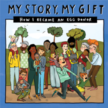 My Story, My Gift: How I Became a Known Egg Donor (Donor Conception Network #026)