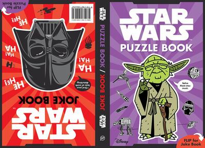 Star Wars: Joke Book/Puzzle Book