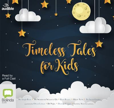 Timeless Tales for Kids (Audio CD; unabridged; 10 CDs)