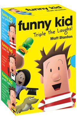 Triple the Laughs (Funny Kid Box Set)