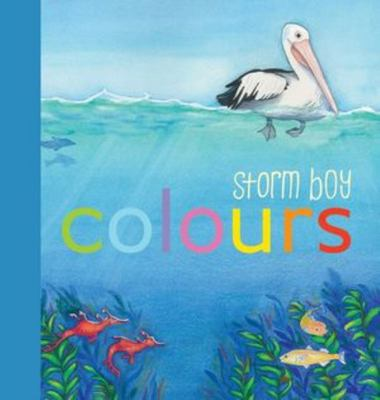 Storm Boy Colours Board Book
