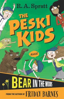 Bear in the Woods (The Peski Kids #2)