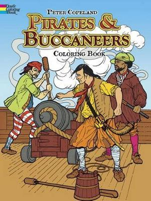 Pirates and Buccaneers Coloring Book