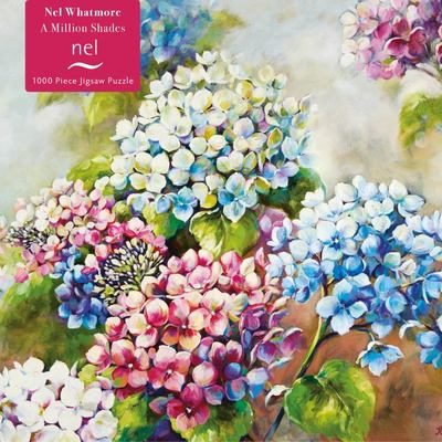 Nel Whatmore A Million Shades: Nel Whatmore Jigsaw Puzzle 1000 piece
