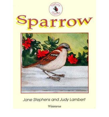 Nature Poems Sparrow