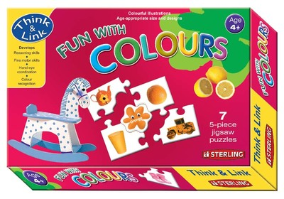 Puzzle Box - Fun With Colours