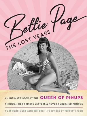 Bettie Page: The Lost Years