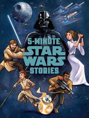 Star Wars 5 Minute Stories