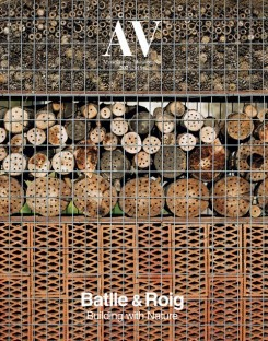 AV Monographs 207 Battle I Roig, Building With Nature