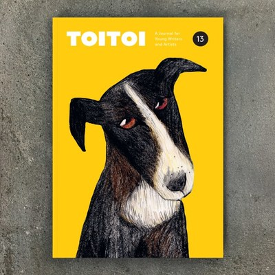 Toitoi #13: A Journal for Young Writers and Artists (Spring 2018)